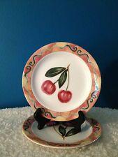 "Epoch ""Somerville""  E107  7-5/8"" Salad Plates Set of (2)"