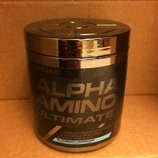 (2x) Alpha Amino Ultimate EAA BCAA Powder Essential Acids Workout Recovery