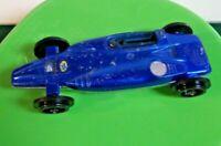 Vintage Hot Wheels 1969 Redline SHELBY TURBINE - BLUE C6  #3