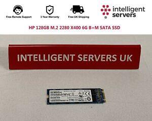 HP 128GB M.2 2280 X400 6G B+M SATA SSD - 823953-001