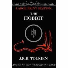 The Hobbit, Tolkien, J. R. R., New Book