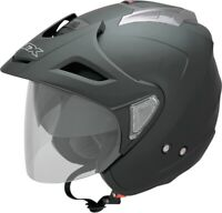 AFX FX-50 Helmet Solid Colors Size Sm Frost Grey