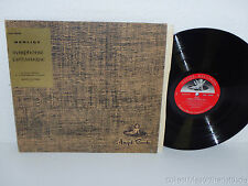 ANDRE CLYUTENS Berlioz, Symphonie Fantastique LP Angel ANG 35448