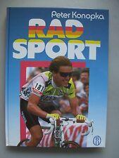 Radsport Ratgeber Ausrüstung Technik Training Ernährung Wettkampf Medizin 1988