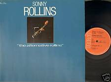 SONNY ROLLINS Alternative Rollins 2 LP MINT foc GATEFOLD Herbie Hancock Th Jones