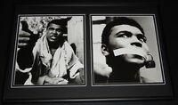 Muhammad Ali Framed 12x18 Photo Set