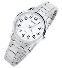 Casio Analog Casual Ladies Watch Standard Silver Japan Ltp-1303d-7b