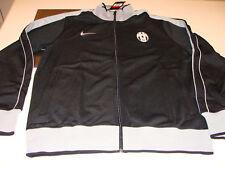 Juventus 2011 Premier League Soccer Track Jacket M Black European Football