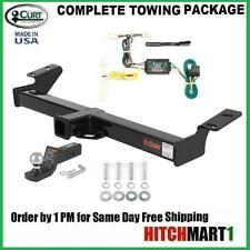 "2001-2005 TOYOTA RAV4, CLASS 3 TRAILER HITCH COMPLETE PKG  2"" TOW RECEIVER 13524"