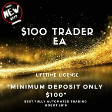 $100 Trader EA 2019 Trading Robot System / Strategy