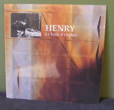 """Pierre Henry """"Le Voile d' Orphee"""" LP OOP Sealed Air Daft Punk"""