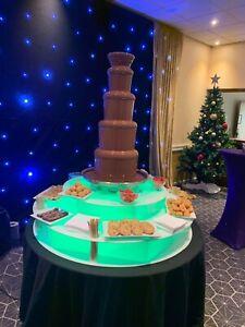 "Sephra 44"" chocolate fountain"