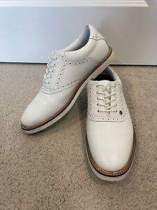 GFore Saddle Gallivanter Golf Shoes Mens Size 12