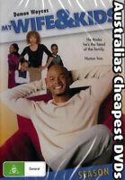 MY Wife And Kids Season 1 DVD NEW, FREE POSTAGE WITHIN AUSTRALIA REGION ALL