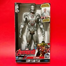 """AVENGERS Age of Ultron Titan Hero Interactive ULTRON 12"""" figure with Sounds"""