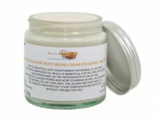 Calendula & Hemp Moisturising Cream, Glass Tub of 120g, For Normal & Oily Skin