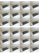 Lot 24 Boites Vitrine/Plexi avec socle pour Miniatures 1/43 Hauteur 6 cm Neuf!