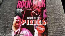 MAGAZINE ROCK & FOLK 442 - PIXIES - VELVET REVOLVER - SONIC YOUTH - MORRISSEY