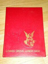 1979 Yearbook DEJA VU Lowes Grove Junior High School Durham, North Carolina