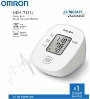 Omron HEM 7121J Fully Automatic Digital Blood Pressure Monitor