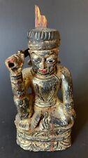 Burma Myanmar Nat Buddha Asia Art Thailand Lao Laos Magic medicine figure