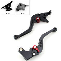Short Brake Clutch Levers For Kawasaki NINJA 300R 2013 NINJA/250R 08-2012 Blk TZ