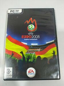Euro 2008 Austria - Switzerland UEFA EA Sports - Juego para PC DVD-Rom