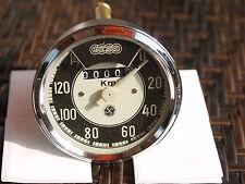 DKW Auto-Union NZ 250 350 500 Tachometer  NEU  140km/h,  Ø = 80mm
