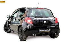 Supersprint Silenziatore Duplex Duplex Renault Clio III 2 0i Rs da Anno Fab. 10