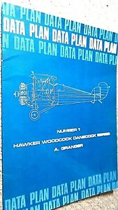 DATA PLAN #1: HAWKER WOODCOCK DANECOCK SERIES / Alfred Granger (1973)
