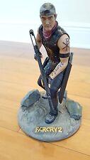 Farcry 2: Marty Alencar Statue RARE