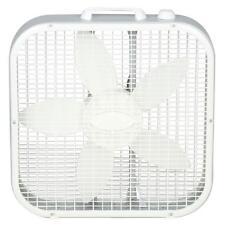 Lasko 20 in. 3-Speed Indoor Electric Portable Quiet Energy Efficient Box Fan NEW