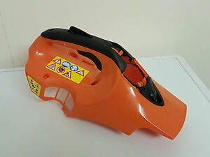 Stihl TS410 Top Cover/Shroud Cowling with trigger Assembly