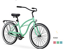 "Cruiser Bicycle invention beach women 5' to 62"" Tall  inch speed,road, 26-inch"