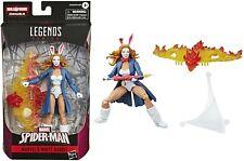 Marvel Legends Spider-man White Rabbit Action Figure Demogoblin BAF Series