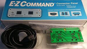 * Bachmann 36-515 E-Z Command System Connector Panel New Boxed