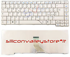 TASTIERA IT LAYOUT PER ACER 5920 5920G KEYBOARD BIANCA