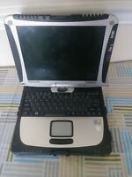 PANASONIC TOUGHBOOK CF-19 For Parts.