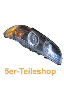 Für BMW 5er E39 1995-00 Low Fernlicht Xenon HB3 H7 Scheinwerferlampen Satz Licht