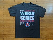 Chicago Cubs World Series Champions 2016 MEN'S Medium gray T-Shirt