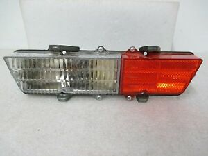 Mopar NOS 1972-73 Dodge Polara, Monaco, Right Side Marker Cornering Lamp 3587334