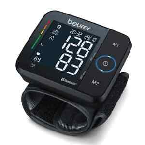 Beurer BC 54 Bluetooth Handgelenk-Blutdruckmessgerät - Schwarz