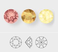 6mm | Chaton | Swarovski Article 1088 | 36 Pieces - Choose Crystal Color