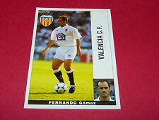 FERNANDO GOMEZ VALENCIA CF PANINI LIGA 95-96 ESPANA 1995-1996 FOOTBALL