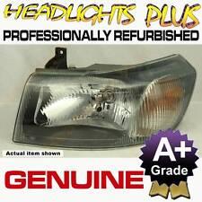 FORD TRANSIT Gen 4 (VH/VJ) Left Headlight 7/2000 to 8/2006 00 01 02 03 04 05 06