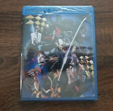 Ninja Scroll Blu-ray Disc (2015) New Sealed - Sentai Filmworks Anime
