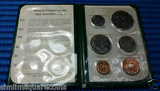 1982 Australia Uncirculated Coin Set (XII Commonwealth Games Brisbane 1982)
