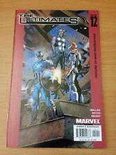 The Ultimates #12 ~ NEAR MINT NM ~ 2003 Marvel Comics