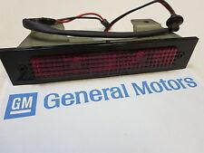 New, OEM GM Brand NOS, 1985 - 1990  Firebird Trans AM GTA third brake light lens