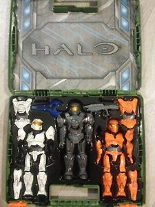 Mega Bloks Halo UNSC Armor Case Incomplete